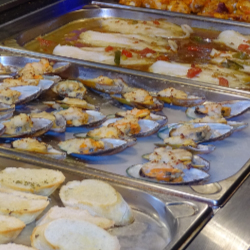 Restaurant Sunrise - mongolisches Buffet
